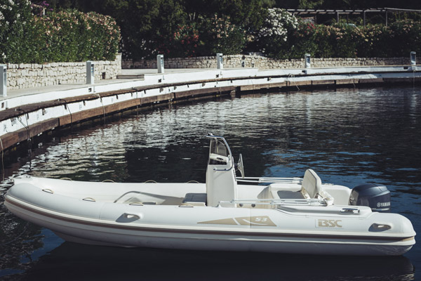 Gommone bsc 53 Travel Boat